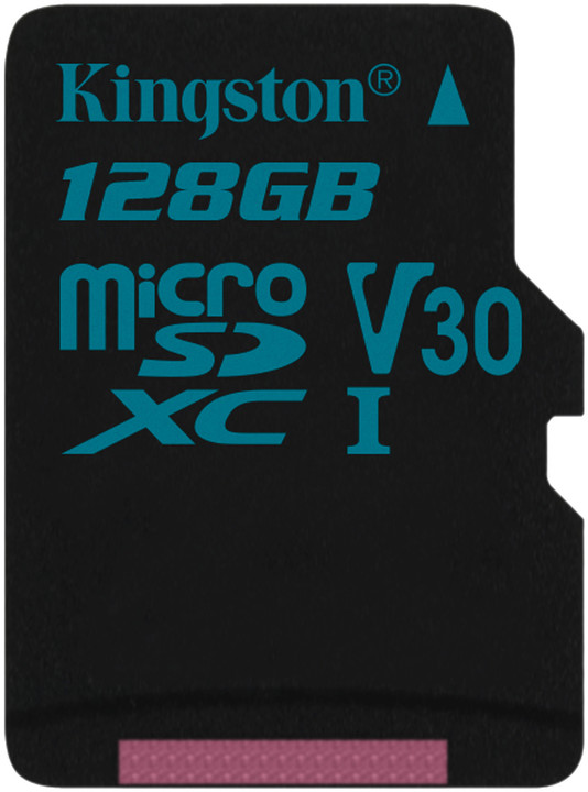 Kingston Micro SDXC Canvas Go! 128GB 90MB/s UHS-I U3