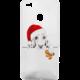 EPICO pružný plastový kryt pro Huawei P9 Lite XMAS DOG