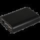 Raspberry Pi case černá pro Raspberry Pi model B+, Rpi 2 B, Rpi 3 B