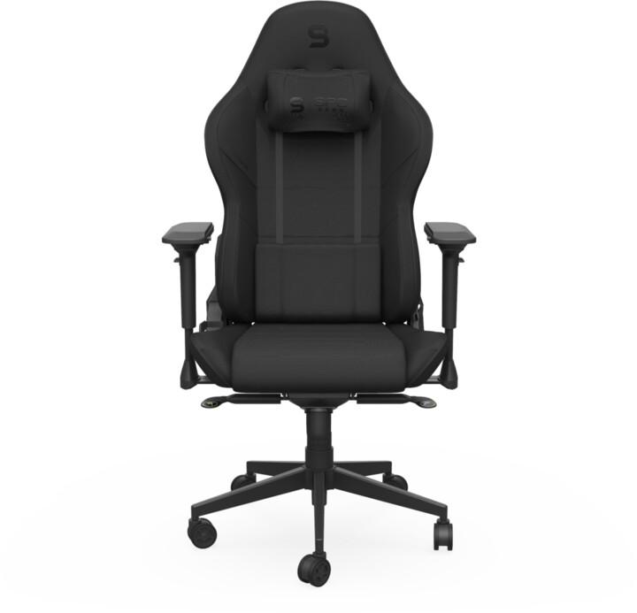 SPC Gear SR600F BK, černá