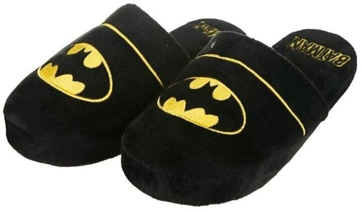 Papuče DC Comics: Batman, nazouvací, velikost 42-45 (EU)
