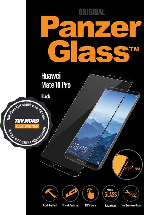 PanzerGlass Edge-to-Edge pro Huawei Mate 10 Pro, černé
