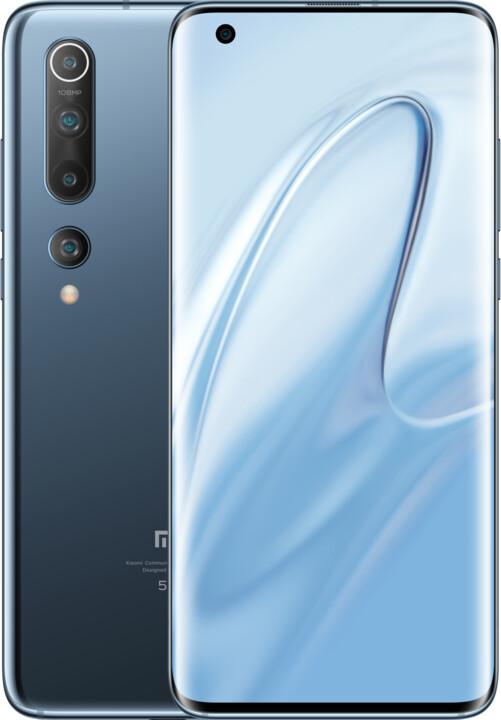 Xiaomi Mi 10, 8GB/256GB, Twilight Grey