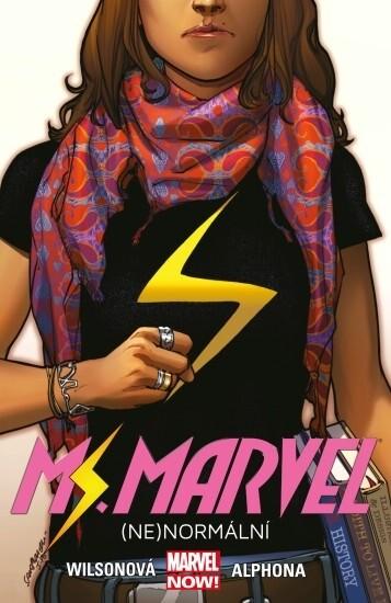 Komiks Ms.Marvel: (Ne)normální, 1.díl, Marvel
