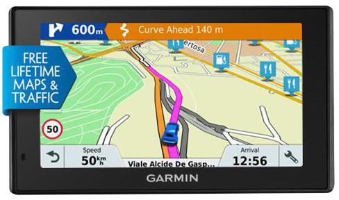 Garmin DriveSmart 51S Lifetime Europe45