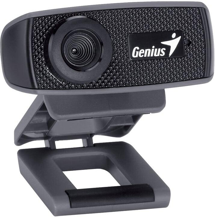 Genius FaceCam 1000X v2, černá