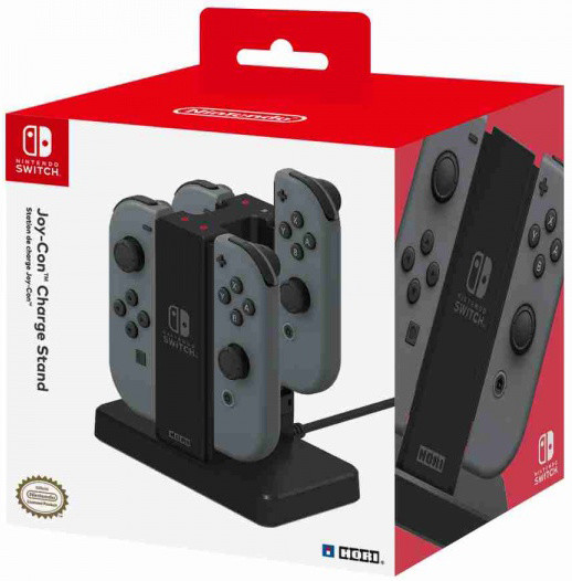 Hori nabíječka Joy-Con Multi Charger (SWITCH)