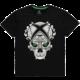 Tričko Xbox - Skull Logo (S)