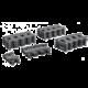 LEGO City 60205 Koleje 20 kusů kolejí