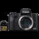 Canon EOS M50, tělo, černá  + Voucher až na 3 měsíce HBO GO jako dárek (max 1 ks na objednávku) + Získejte zpět až 7 500 Kč