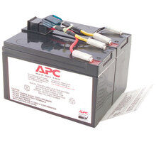 APC výměnná bateriová sada RBC48