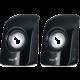Genius SP-U115, přenosné repro, USB napájení, černé