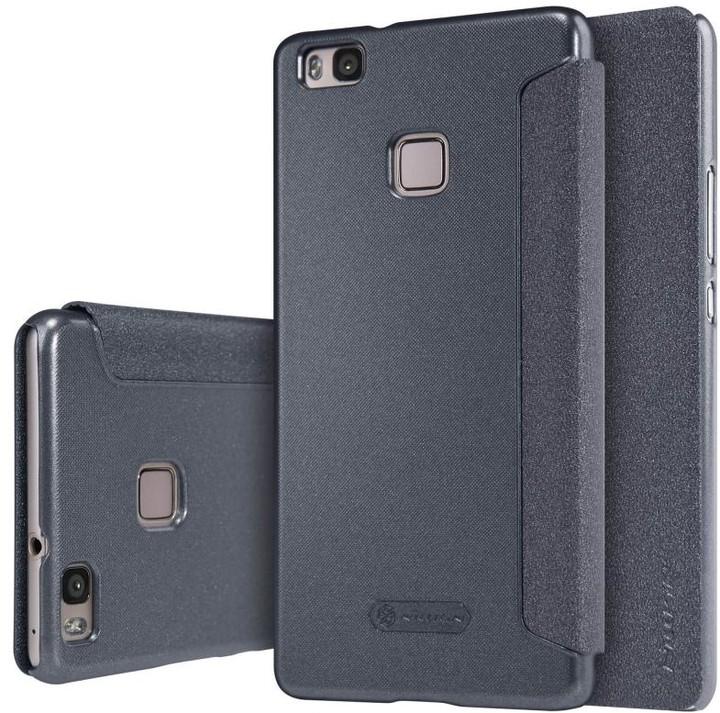 Nillkin Sparkle Folio pouzdro pro Huawei P8 / P9 Lite 2017 - černé