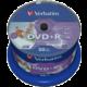 Verbatim DVD+R Printable (Inkjet) 16x 4,7GB spindl 50ks