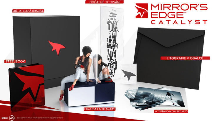 Mirror's Edge: Catalyst - Collector's Edition (PC)