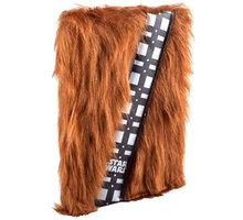 Zápisník Star Wars - Chewbacca (A5) - SR71895