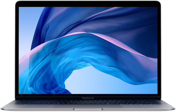Apple MacBook Air 13, 1.6GHz, 256 GB, šedá (2018)