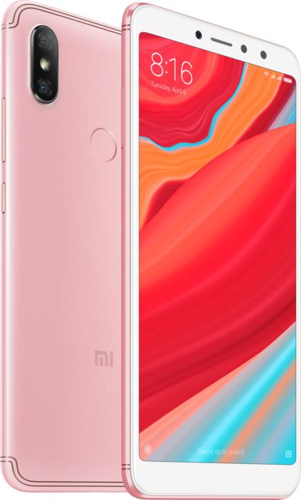 Xiaomi Redmi S2, rose gold