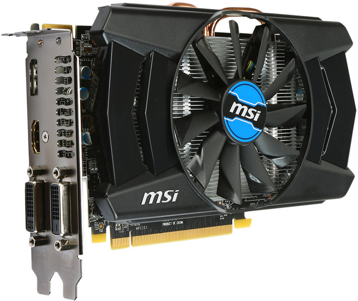 MSI R7 265 2GD5 OC
