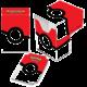 Krabička na karty Ultra Pro: Poké Ball