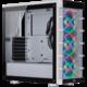Corsair iCue 465X RGB, bílá