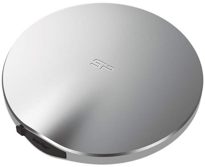 Silicon Power Bolt B80, 480GB, stříbrná
