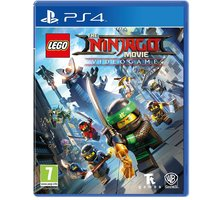 LEGO Ninjago Movie Video Game (PS4) - 5051892210577
