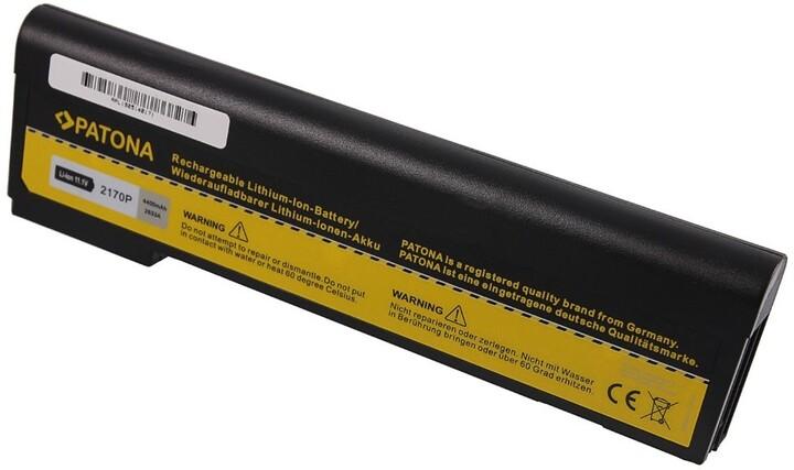 Patona baterie pro ntb HP EliteBook 2170p 4400mAh Li-Ion 11,1V MI04/MI06
