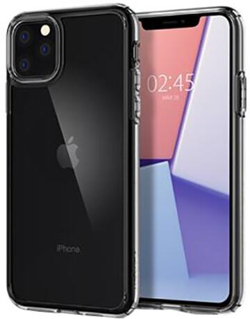 Spigen Crystal Hybrid iPhone 11 Pro Max, čiré