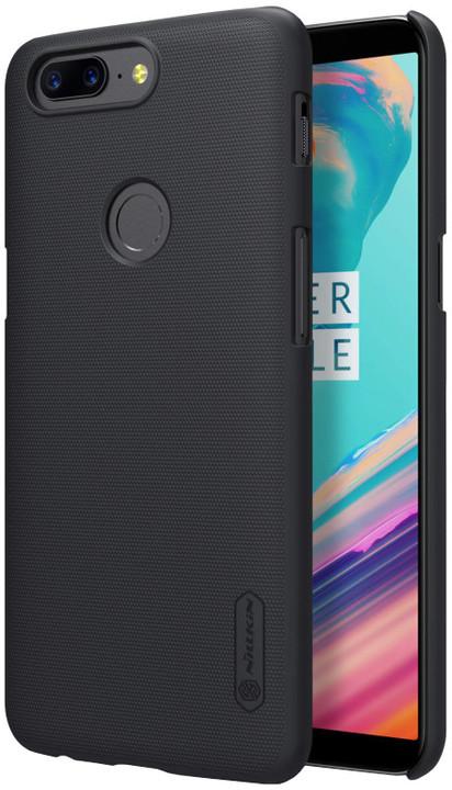 Nillkin Super Frosted zadní kryt pro OnePlus 5T, Black