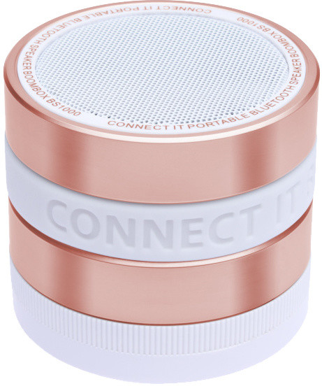 CONNECT IT CI-1191 BOOM BOX BS1000, rose gold