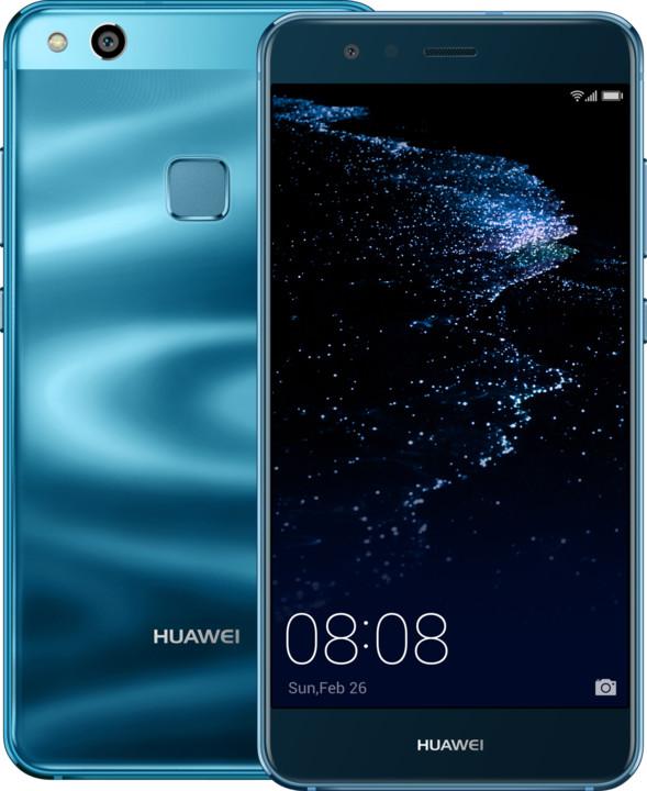 Huawei P10 Lite, Dual Sim, modrá