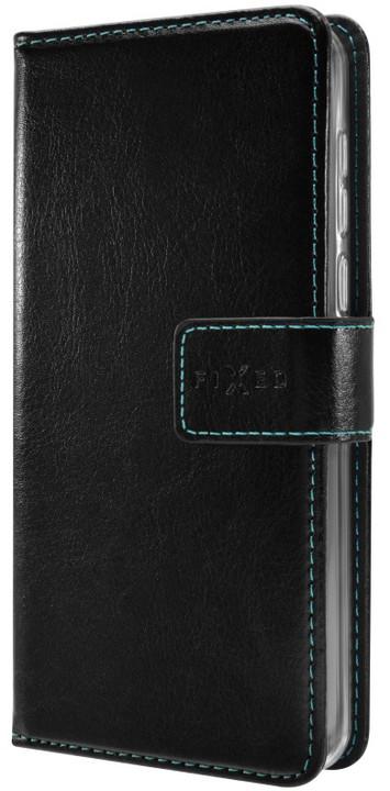 FIXED Opus pouzdro typu kniha pro Samsung Galaxy Note 8, černé