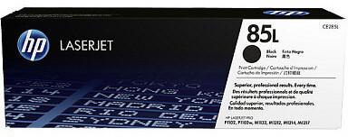 HP CE285L, černá