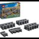 LEGO® City 60205 Koleje 20 kusů kolejí