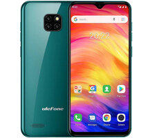UleFone Note 7, 1GB/16GB, Green