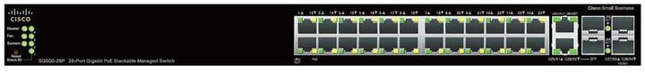 Cisco switch SG500-28