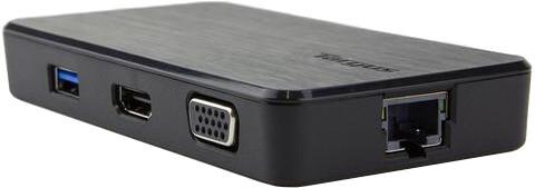 Targus dokovací stanice USB Multi-Display, USB, VGA, HDMI, GigE