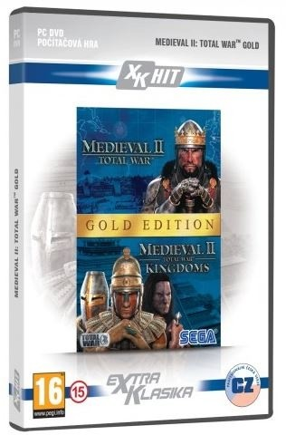 Medieval II: Total War Gold (PC)