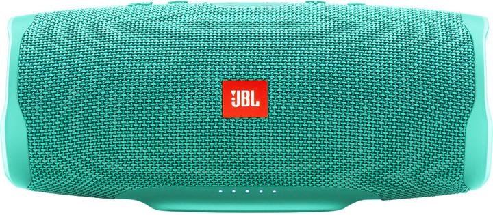 JBL Charge 4, teal