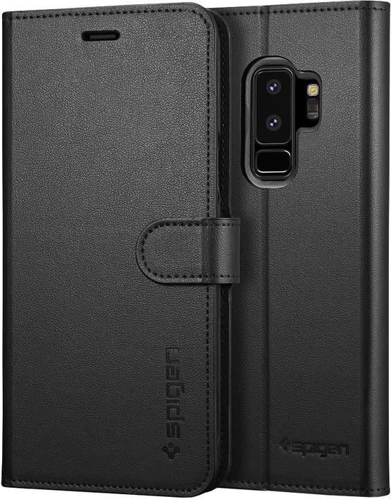 Spigen Wallet S pro Samsung Galaxy S9+, black
