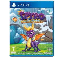 Spyro Reignited Trilogy (PS4) - 5030917242175