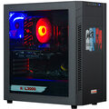 HAL3000 Mega Gamer ProS MČR SE, černá