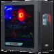 HAL3000 Mega Gamer ProS MČR SE, černá  + DIGI TV s více než 100 programy na 1 měsíc zdarma