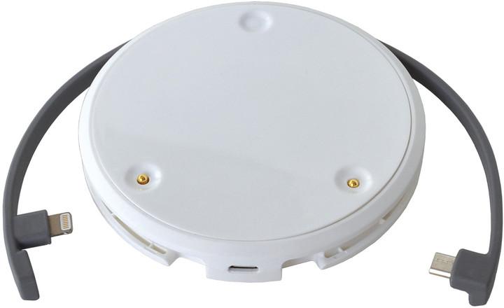 MiniBatt Tower přídavný disk na nabíjecí stanici