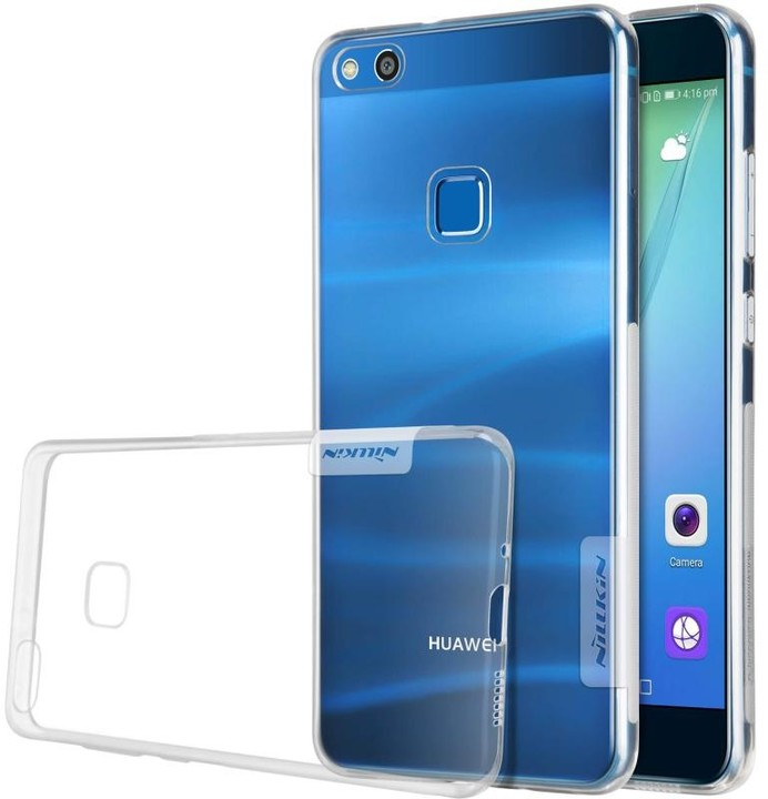 Nillkin Nature TPU Pouzdro Transparent pro Huawei P10 Lite