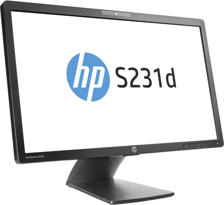 "HP EliteDisplay S231d - LED monitor 23"""