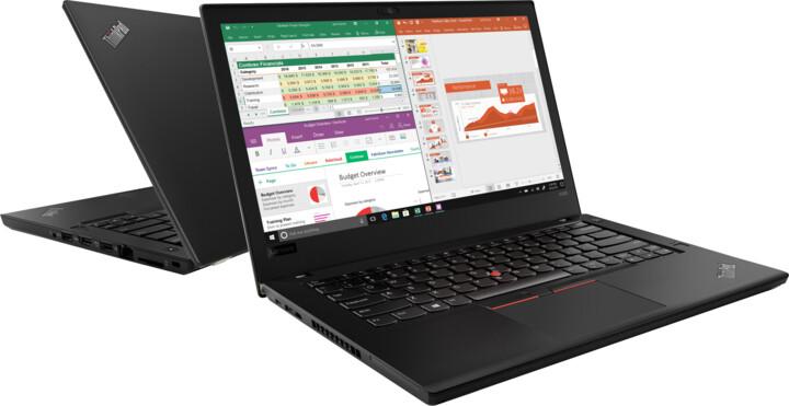 Lenovo ThinkPad A485, černá