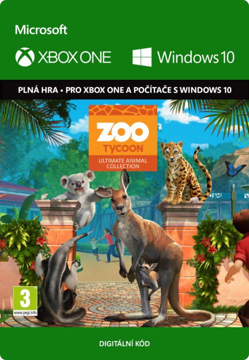Zoo Tycoon - Ultimate Animal Collection (Xbox Play Anywhere) - elektronicky