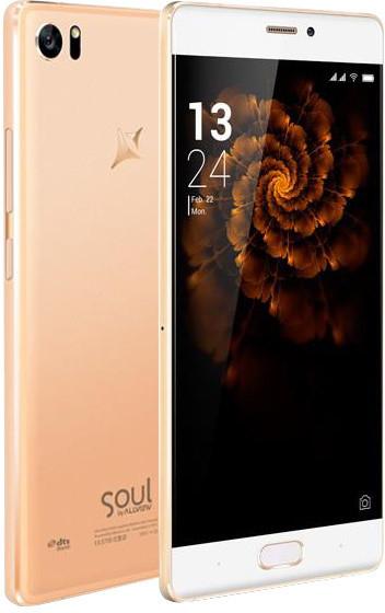 Allview X3 SOUL PRO, Dual Sim, zlatá